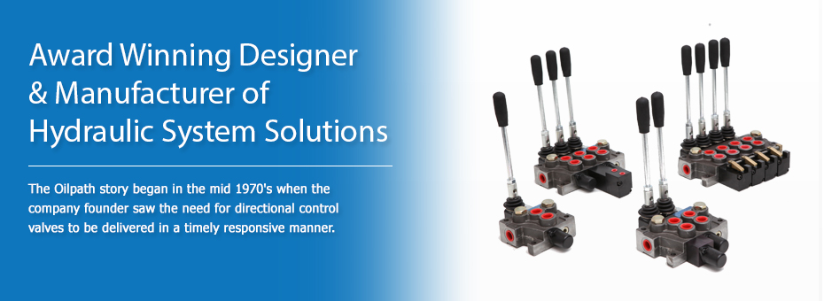 Award Winning Designer & Manufacturer Of Hydraulic System Solution