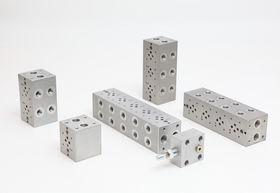 OP112 CETOP 3 Bar Manifolds